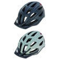 Bicycle helmets with LED, 54-59 cm, gray Prophete