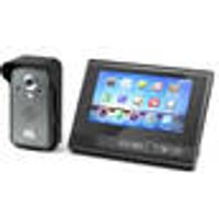 TX-59 Wireless Doorbell, 7 TFT LCD Monitor Technaxx