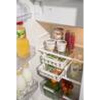 Refrigerator organizer baskets, set of 2, 35 x 22 x 18 cm