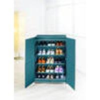 BREEZE Shoe cabinet, 15 pairs, 61 x 90 x 32 cm Wenko