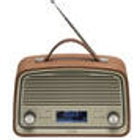 Digital Retro Radio with DAB + and FM DENVER ®
