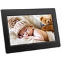 Digital picture frame, black, 7 or 10 touchscreen, social media sharing enabled DENVER ®