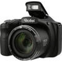Full HD Digital Camera, 16 Megapixel, 35x Super Zoom, HD Recording Rollei
