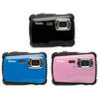 "Digital Camera, HD Video and 2"" LCD Display, Pink Rollei"