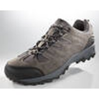 Casual shoe, with Cooldry lining, grey, size 6.5