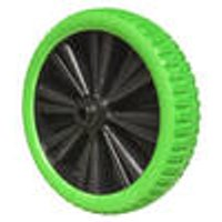 Wheelbarrow Wheel, 320 mm, Green