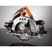 BKS18LI Cordless Circular Saw, 165 mm, 18 V, Quick Stop AEG