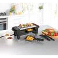 2-in-1 Raclette and Grill, 250 Watt Gourmet Maxx