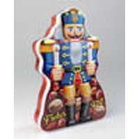Elbflorenz Nutcracker Collector s Tin filled with baked treats