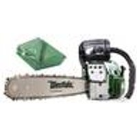 GM BK 4545 Petrol Chainsaw, with Free Tarpaulin GartenMeister