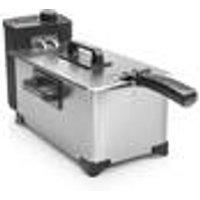 Deep Fat Fryer, Stainless Steel, Anti-odor Filter Tristar