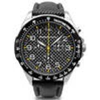 Trophy Chronograph ME-4H158, carbon dials, neoprene strap Messerschmitt