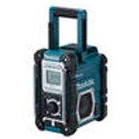Cordless Building Site Radio, DMR108, 7.2 V, Body Only Makita