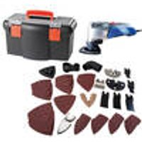Multi-tool, 300 W, with 57 piece accessory set Westfalia
