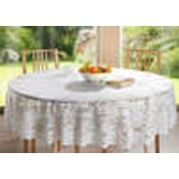 Bianca Tablecloth, round, 160 cm