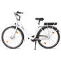 Blanche Deux 28 Womens electric city bike LLobe