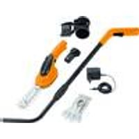 Cordless Grass and Shrub Shears, 3.6 Volt Li-Ion, with Extension Handle and Wheels Smartworks