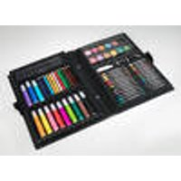 XXL Art Set, 68-Pieces, with a Practical Carrying Case