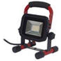 LED Building Light, 15 W, 1200 Lm, 5000 K