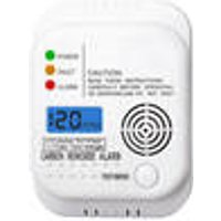 Carbon monoxide (CO) detectors, RM370, with LCD Display