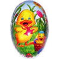 Nostalgic Easter egg gift set, 1 goody filled egg