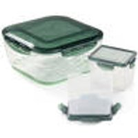 Additional container for Nicer Dicer Fusion, 6 pieces Genius