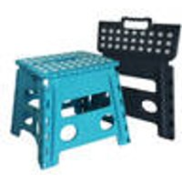 Folding Stool, High Frame, Assorted Colours