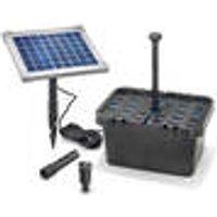 Turin-F Solar Pond Pump System with Filter Box Esotec