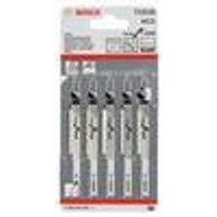 T 101 B Jigsaw Blade Set, 5-Pieces Bosch