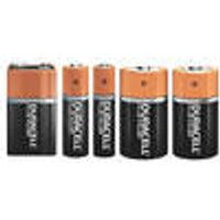 Battery Sets / 9V Block Duracell