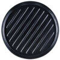 Johann Lafer Grill Plate, round with grill bars R ¶mertopf