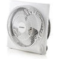 Floor Fan with 3x Speed Settings, 23 cm Diameter, 34 Watt Domo