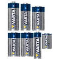Professional Electronics batteries for various applications Varta
