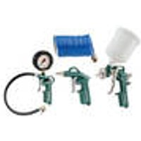 4-Piece Compressed Air Tool Set Metabo