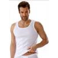 Sports Vest, Pack 2, double ribbed