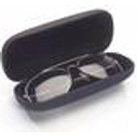 Aviator sunglasses with case