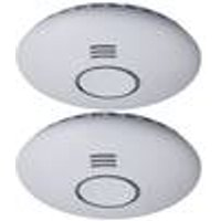 Linkable Smoke Alarm Set, 2-Pieces Smartwares ®