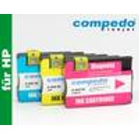 Replacement Ink Cartridge HP 933XL Multipack CMY 3P Compedo