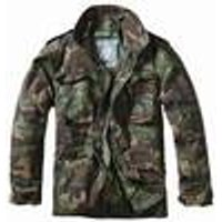 M65 US Styled Field Jacket, olive camo, size S