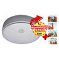 RM218 Smoke Detector, with lithium battery and self-adhesive magnetic mounting Smartwares ®