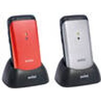 M215 Flip Phone, Hearing Aid Compatible Switel