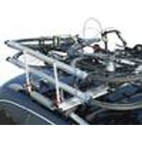 Car Roof Bike Carrier with Easy Lifting Function FISCHER