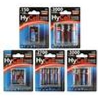 Power Solution Micro (AAA) NiMH Battery, Type 1000 (800 mAh), 4-Pieces HyCell