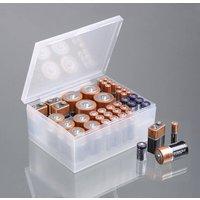 Image of Batterien-Aufbewahrungs-Box, Transparent