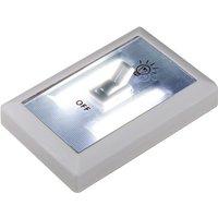 Image of COB LED Wandleuchte mit Schalter
