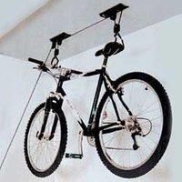 Image of Fahrradlift bringt Ordnung in Keller und Garage
