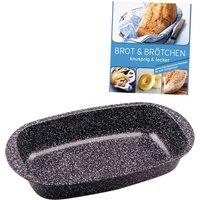 Image of Brot-Backform , Granito + GRATIS dazu Brot, Brötchen & Co.- Rezeptbuch