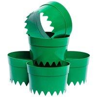 Image of Bewässerungsring Aquaring, 20 cm, grün - 10er Set