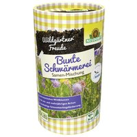 Image of Bunte Schwärmerei Samenmischung Wildgärtner Freude - 50 g&nbsp