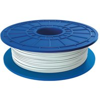 Image of Bobina di filamento pla per stampante 3D D01 bianco 162 m